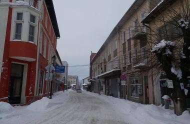 Фотогалерия: Сняг и уют в Белоградчик
