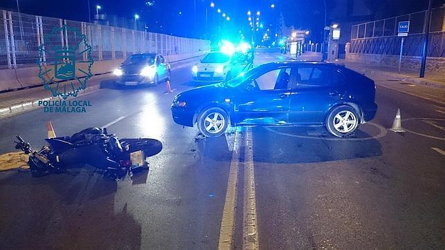 Nueve conductores ebrios han sido imputados en Málaga en cuatro días
