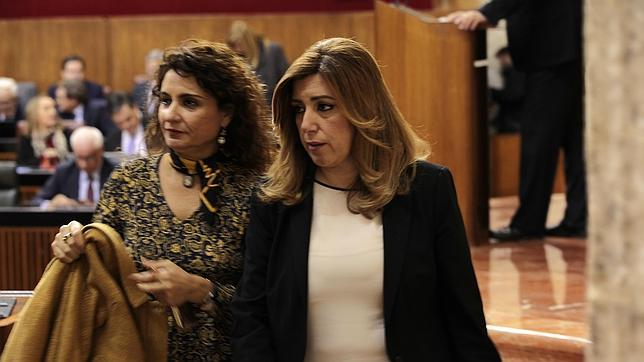 La Junta no ha hecho el chequeo a la Administración paralela que prometió Susana Díaz