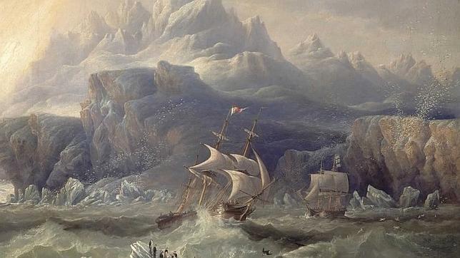 Canibalismo en la expedición perdida de Franklin