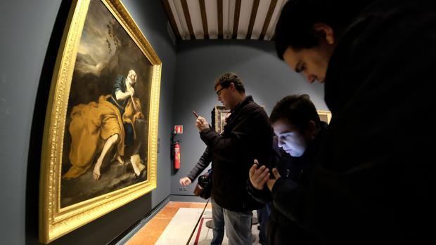 Es MÁS fácil. Autismo Sevilla en la exposición de Murillo