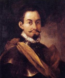 Retrato de Philipp von Hutten.