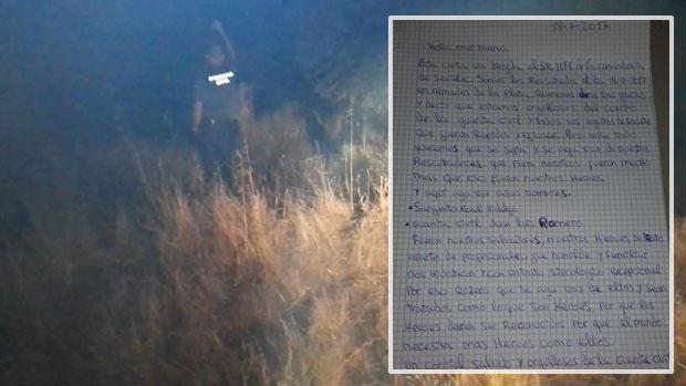 Los agentes de la Guardia Civil encontraron a los excursionistas tras varias horas desaparecidos