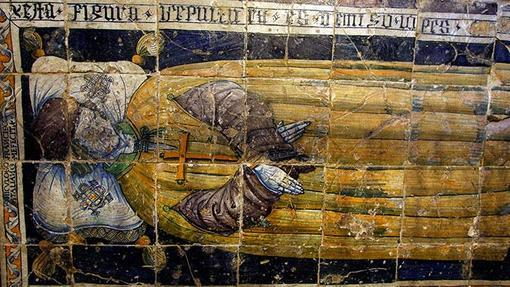 La tumba de El Negro de Triana, en Santa Ana