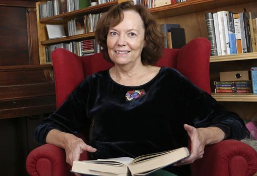 Victoria Stapells ha investigado en el Archivo de Indias durante más de 35 años