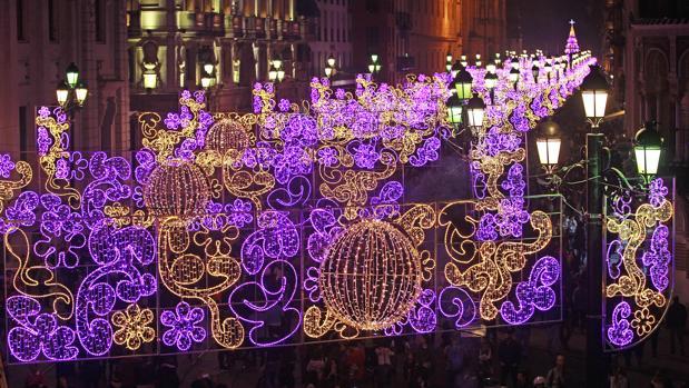 El alumbrado de Navidad de Sevilla de este 2017 comienza el 1 de diciembre