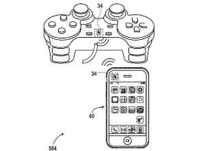 Apple solicita una patente para conectar consolas y