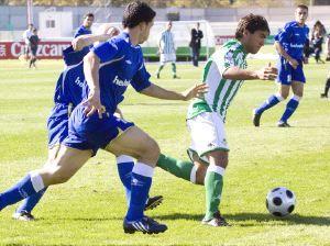 El Betis B recibió una goleada en el feudo del Sangonera/RealBetis