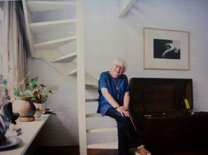 Truss Menger, superviviente del holocausto nazi/Sonia Folkmann