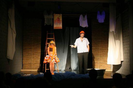 La Sala Cero estrenará 'Levantera' dirigida por Lorena Garcia. /SA