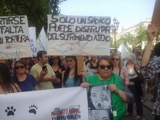 manifestación antitaurina5