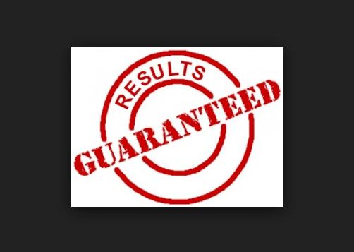 seo results guaranteed