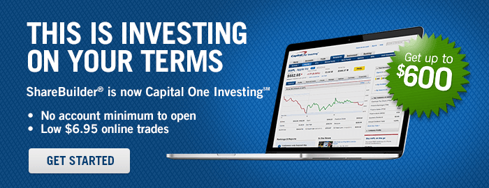 capitalone investing