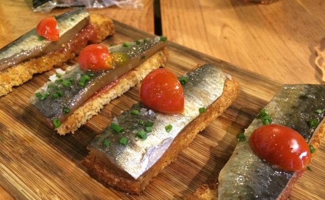 sardinas marinadas la pepona tapas