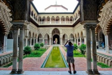 Turismo-en-Real-Alcazar-Sevilla