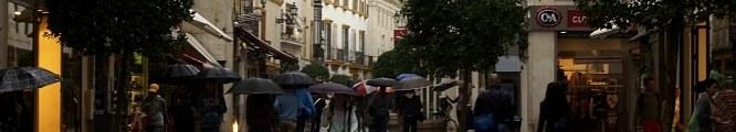 sevilla lluvia