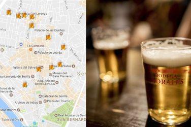 cerveza sevilla