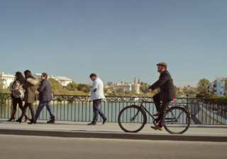 sevilla bike friendly