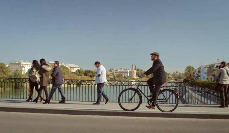sevilla bike friendly