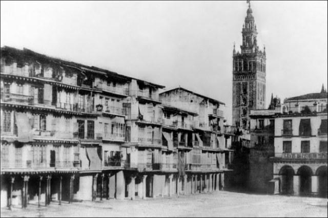 Sevilla_PlazadeSanFrancisco