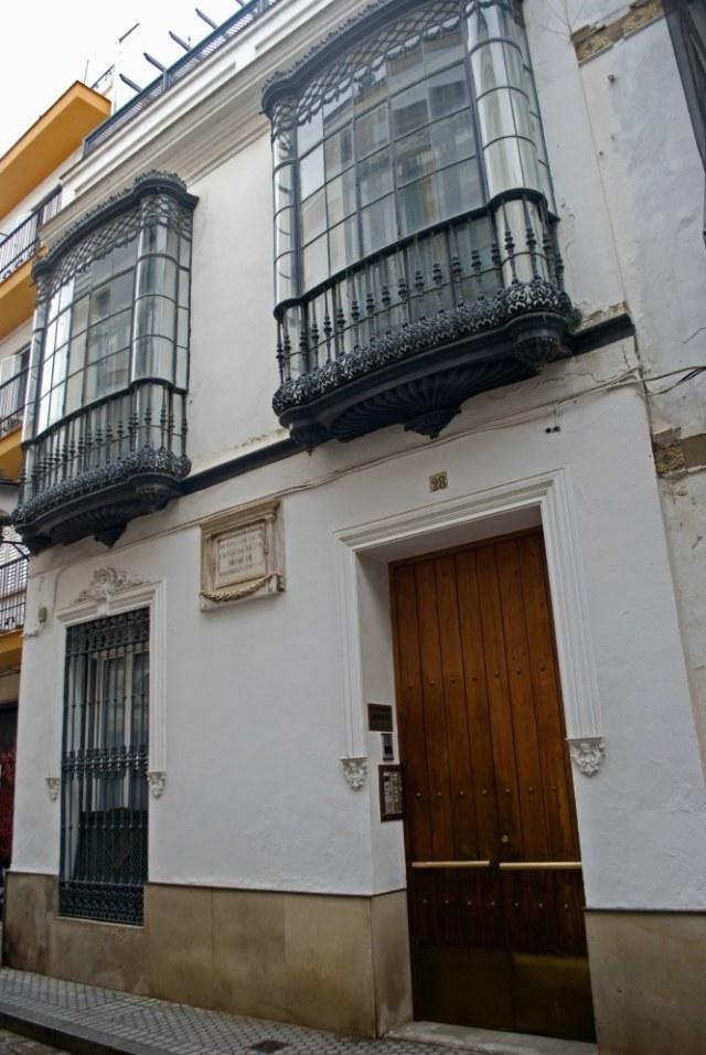 Casa Becquer Sevilla