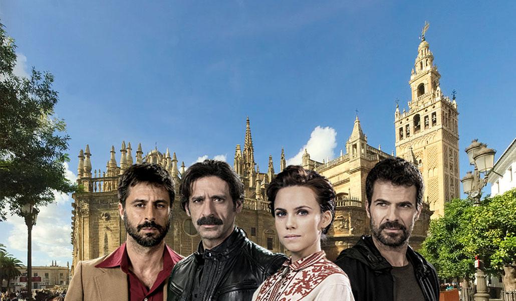 El Ministerio del Tiempo Sevilla