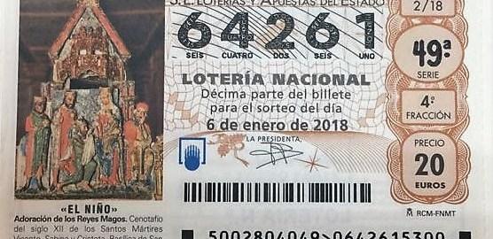 loteria hermandad el niño sevilla sur