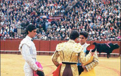 El deslumbrante paso de Rivera Ordóñez por Sevilla en 1995