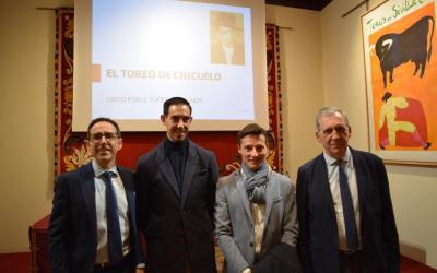 """Andrés Luque: """"Chicuelo es el creador el tronco de la escuela sevillana"""""""