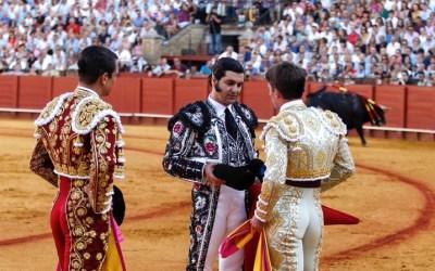 Corrida de toros – Morante de la Puebla, José María Manzanares hijo y Alfonso Cadaval
