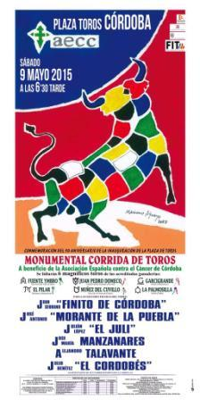 Cartel Córdoba 9 mayo