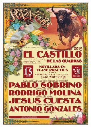 Cartel_El Castillo
