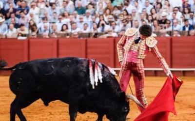 Corrida de toros – Sebastián Castella, José María Manzanares hijo y López Simón