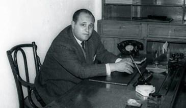28 de enero de 2000: Muere en Sevilla Diodoro Canorea