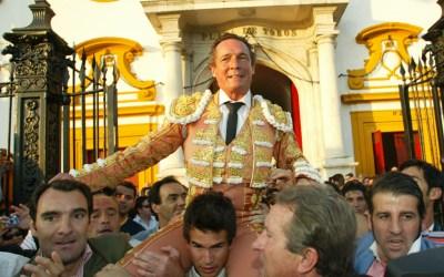 La inesperada retirada de Manzanares el 1 de mayo de 2006