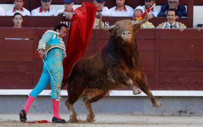 Madrid: 25ª de San Isidro – Un manso busca las cosquillas