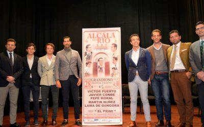 Festival en Alcalá del Río en homenaje a Víctor Puerto