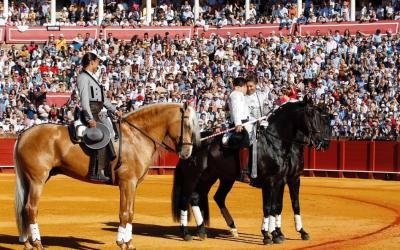 Rejones – Hermoso de Mendoza, Lea Vicens y Guillermo Hermoso de Mendoza
