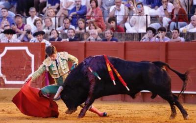 Sevilla: La de Fuente Ymbro se saldó con dos vueltas al ruedo