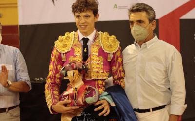 Jorge Martínez, ganador del Circuito de Novilladas de Andalucía