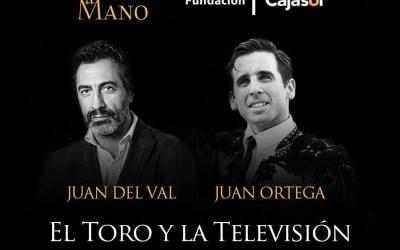 Mano a mano de Juan del Val y Juan Ortega en Cajasol