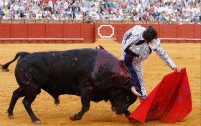 Corrida de toros – Morante de la Puebla, José María Manzanares hijo y Roca Rey