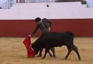 Oliva Soto torea en Soto de la Fuente