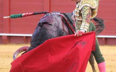 Corrida de toros – Javier Jiménez, Lama de Góngora y Pablo Aguado