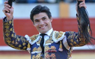 Pablo Aguado, trofeo Memorial Manolo Vázquez del Aero