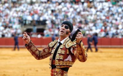 Corrida de toros – Juan José Padilla, Morante de la Puebla y Roca Rey