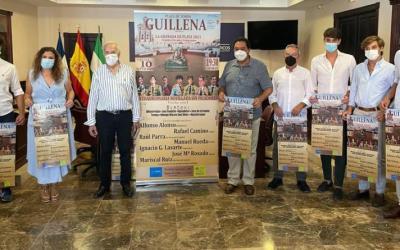 Vuelve la Granada de Plata a Guillena con Paco Dorado en la empresa