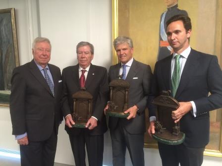 Trofeos Caja Rural