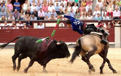 Madrid: 20ª de San Isidro – Nazarí, un alboroto
