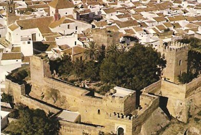 The town of Mairena del Alcor